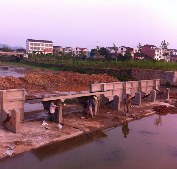 小水利工程施工