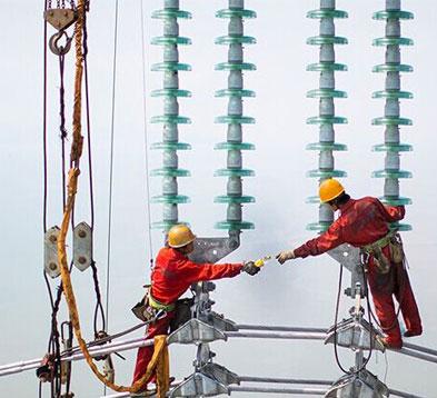 国家电网工程施工